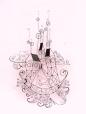 063.  IT IS THOU, THOU, THAT MADLY SEEKEST HIM - A Prayer Machine (SOLD)