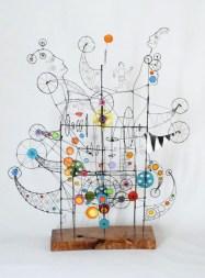 Prayer Machine #100 by James Paterson