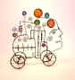 SOLD 247. Yes I'm Happy, Yes I'm Yours - A Prayer Machine by JAMES PATERSON