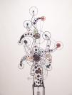 Prayer Machine #133 Close-up