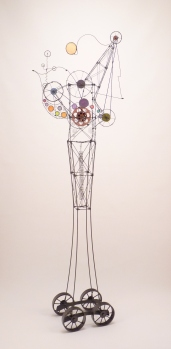 A Prayer Machine by James Paterson #138 SOLD at Artexpo NY 2016