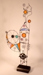 285. The Only Way To Change Is To Create - A Prayer Machine by James Paterson 2017