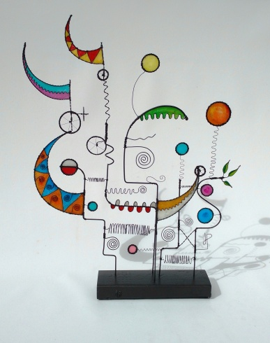309. My Prayers Are Luminescent When They Are Most Vulnerable - A Prayer Machine by James Paterson 26 x 20 x 5 inches