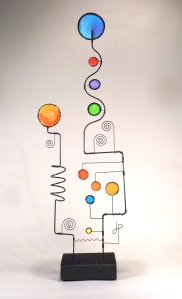 316. Challenge Your Dreams - A Prayer Machine by James Paterson 2017 25 x 8 x 3.5 inches