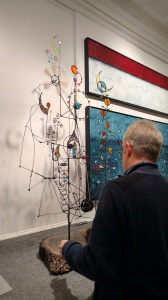 James Paterson at The Laffer Gallery, Schuylerville, NY